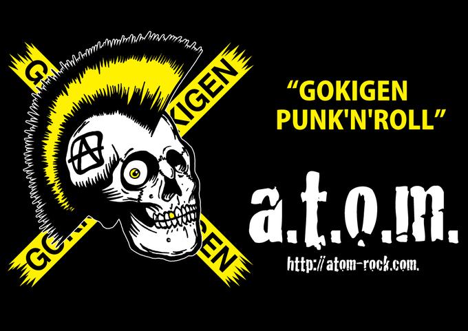 GOKIGEN P&R a.t.o.m.